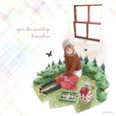 [BK-K-023]opentheworldep_main
